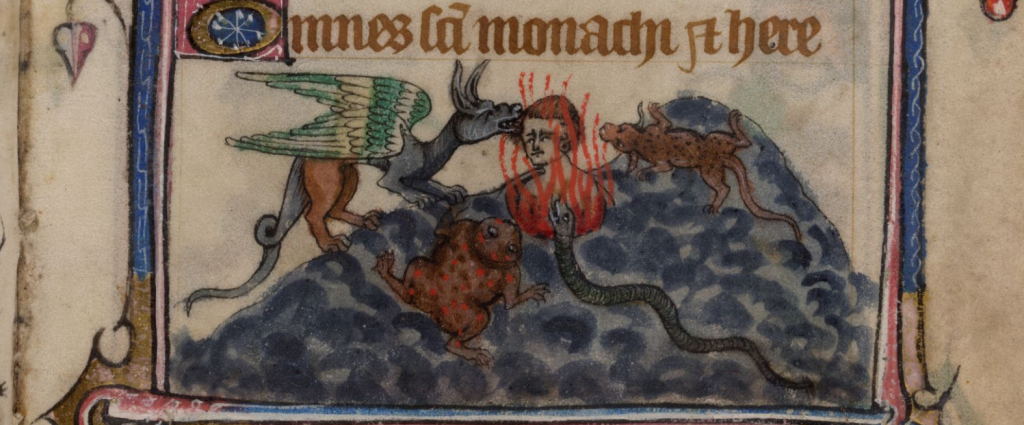 Yates Thompson MS 13 f.145r