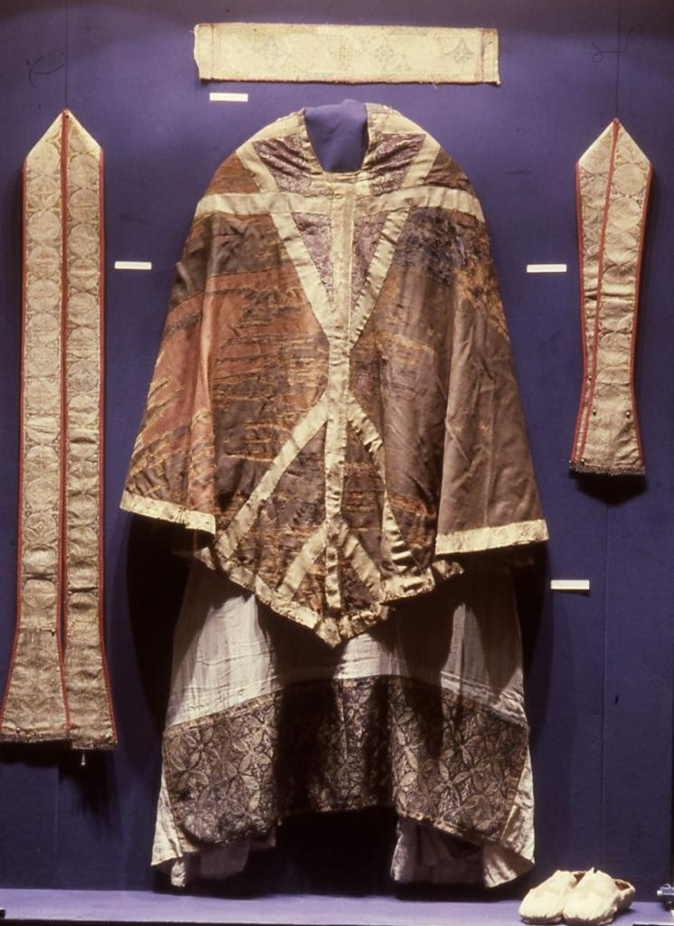 Vestments of Thomas Becket
