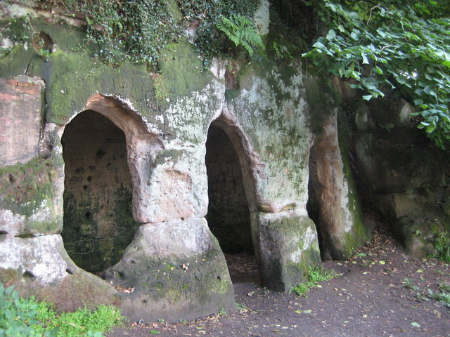 The Hermitage, Depedale (Copyright Graham Burnett)