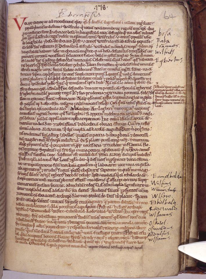 Oxford Magdalen MS lat. 172