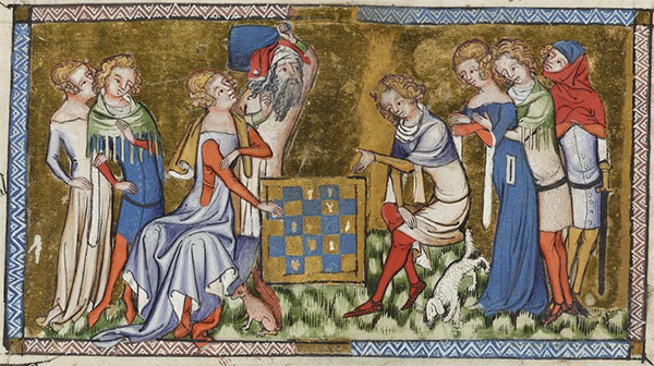 Morgan Library MS G.24, fols. 25v